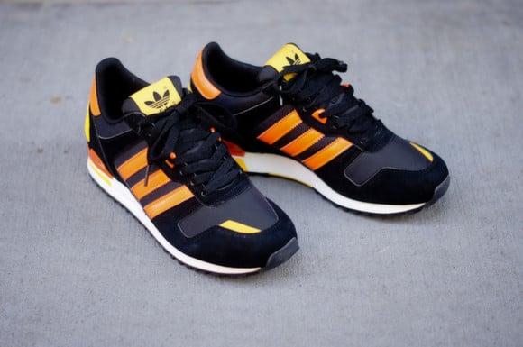 adidas Originals ZX 700 Black Orange Available Now