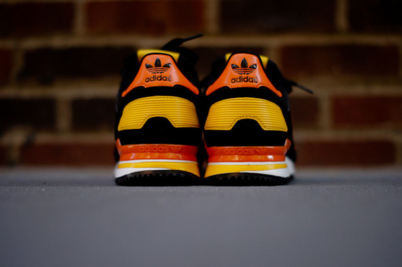 adidas Originals ZX 700 Black Orange Available Now