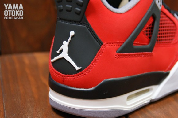 Air Jordan IV Toro Bravo Another Look