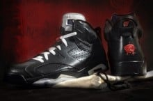 "Air Jordan VI (6) ""Bin 65″ by Mache Customs"