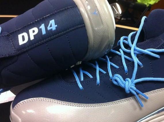 Air Jordan XII David Price PE Cleats