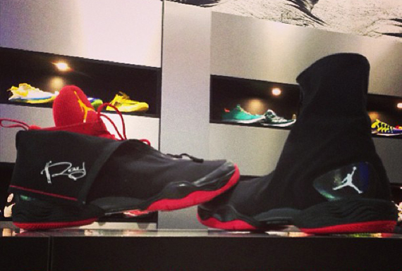 Air Jordan XX8 Ray Allen Miami Heat PE