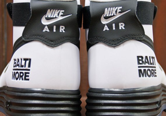 Another Look Baltimore Nike Lunar Force 1 High QS