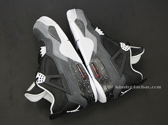 Another Look Fear Air Jordan IV