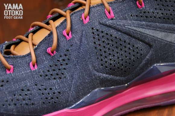 Another Look Nike LeBron X EXT Denim