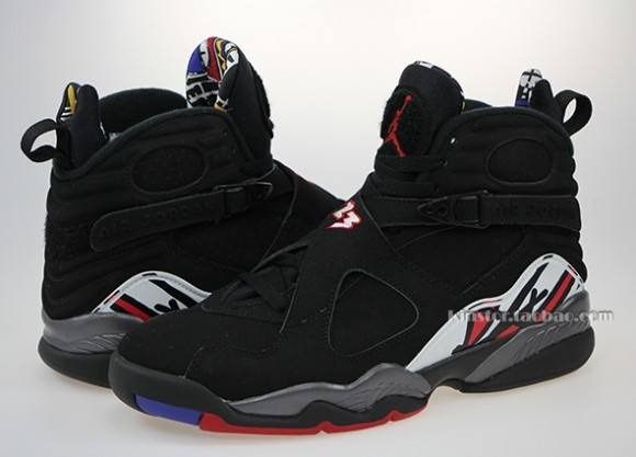 Another Look Playoff Air Jordan VIII