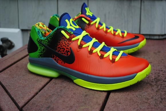 huge discount 51040 15316 Anti Nerf Nike KD V Elite Customs by Rise Above Customs