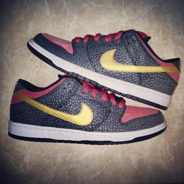 Brooklyn Projects x Nike SB Dunk Low Pro  Walk of Fame  QS ... 5b3256f08