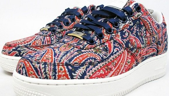 Customized Greatly Nike Air Force 1 Bespoke By HelloElva