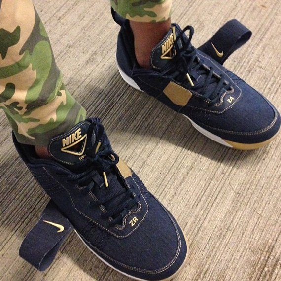Denim Nike Zoom Revis Sample