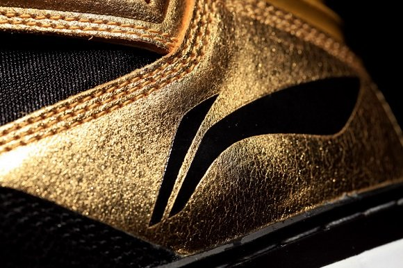 Detailed Look Li Ning Way Of Wade Encore Gold Rush