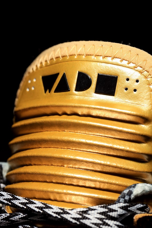 Detailed Look Li Ning Way Of Wade Encore Gold Rush