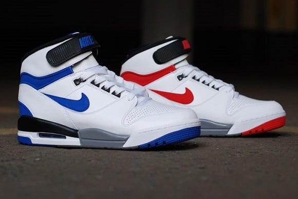 Detailed Look Nike Air Revolution Retro Whiteblackred