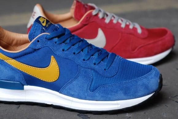 Detailed Look Nike Air Solstice NSW QS Pack