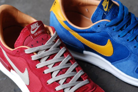 Detailed Look Nike Air Solstice NSW QS Pack