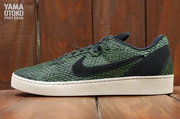 Detailed Look Nike Kobe 8 NSW Lifestyle LE Green Snake