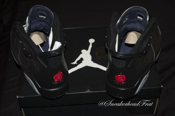 Air Jordan VI Bin 65 Custom