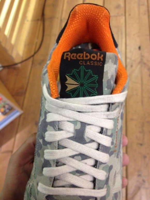 First Look Beatnic x Reebok Classic Leather 30th Anniversary
