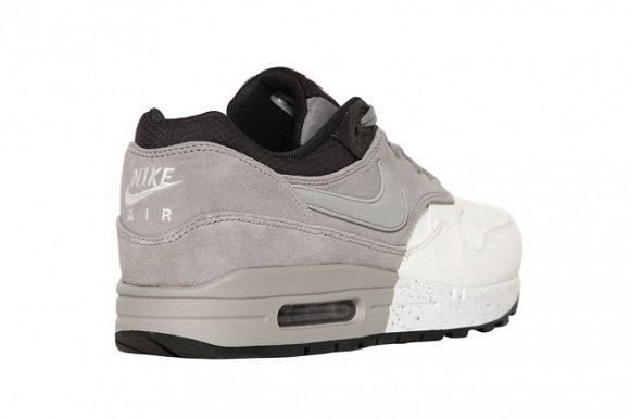 First Look Nike Air Max 1 Premium Grey White