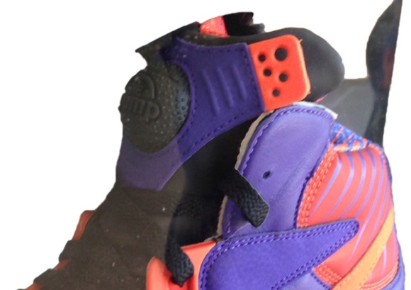 First Look Reebok Shaq Attaq Retro Phoenix Suns