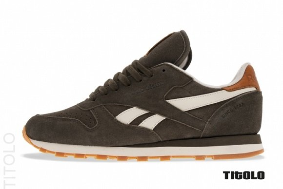 For The Ladies Reebok Womens Classic Leather Suede Pack
