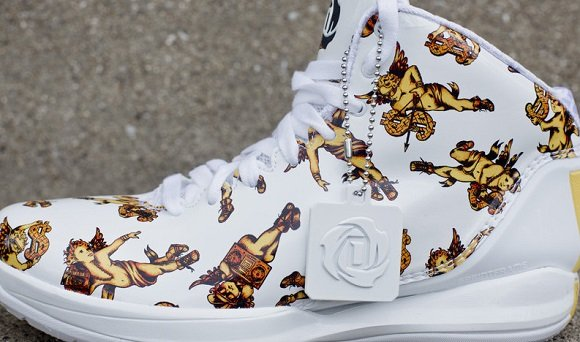 Jeremy Scott Adidas Rose