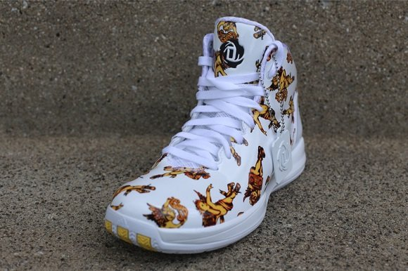 Jeremy Scott x adidas Rose 3.5 Detailed Look