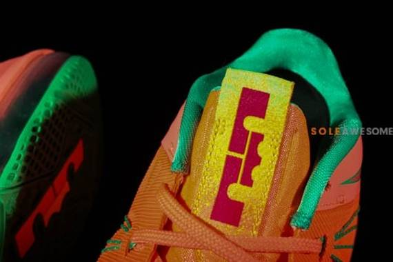 New Images Nike Lebron X Low Watermelon