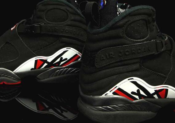 New Release Date Air Jordan VIII Playoffs