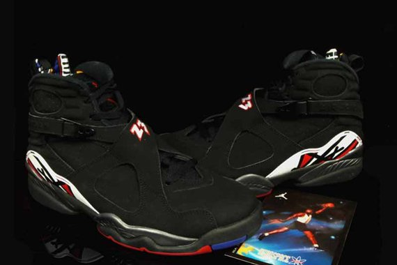 New Release Date Air Jordan VIII Playoffs