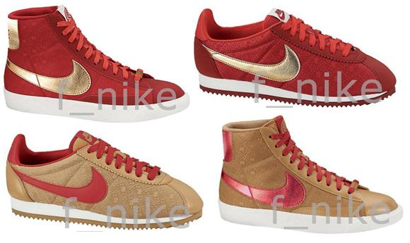 Nike 2014 u0027Year of the Horseu0027 Preview | SneakerFiles
