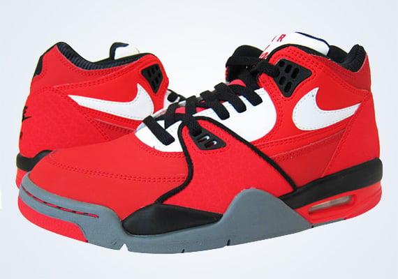 "Nike Air Flight '89 ""Red Toro"