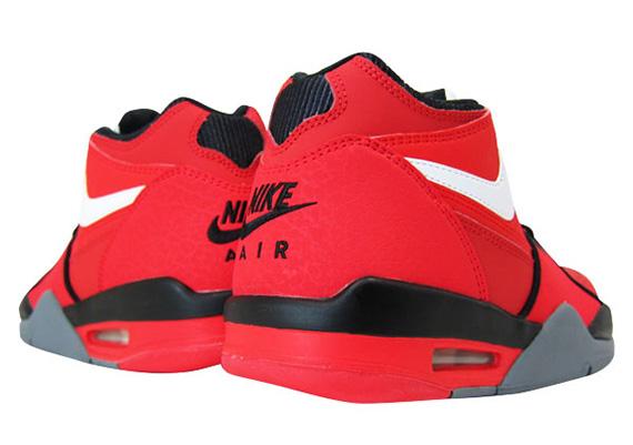 Nike Air Flight 89 Red Toro