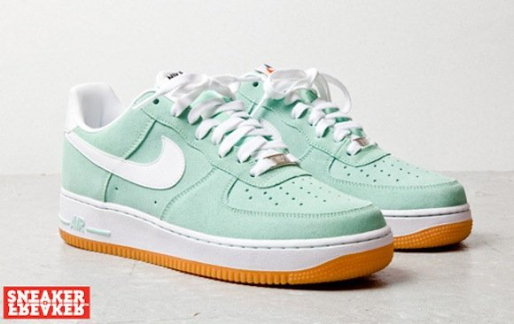 Nike Air Force 1 Low Arctic Green | Sole Collector