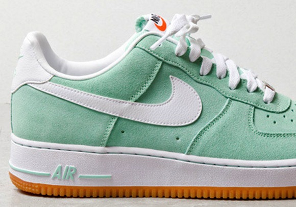 nike air force 1 low arcticgreenwhitegum