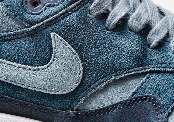 Nike Air Max 1 Blue Suede