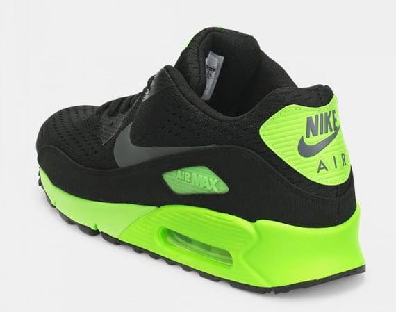 Nike Air Max 90 BlackGreyLime 309299 073 Sneakers de Luxe