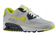 Nike Air Max 90 Essential 'White/Obsidian-Wolf Grey-White' | Now Available