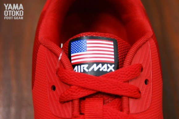 Nike Air Max 90 Hyperfuse Independence Day USA Pack Red