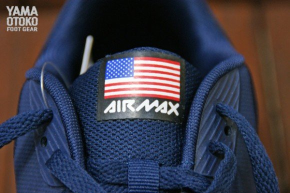 Nike Air Max 90 Hyperfuse QS Independence Day Pack new
