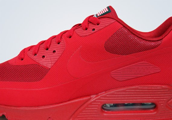 "2b46065d3481 Nike Air Max 90 Hyperfuse QS ""USA Red"""