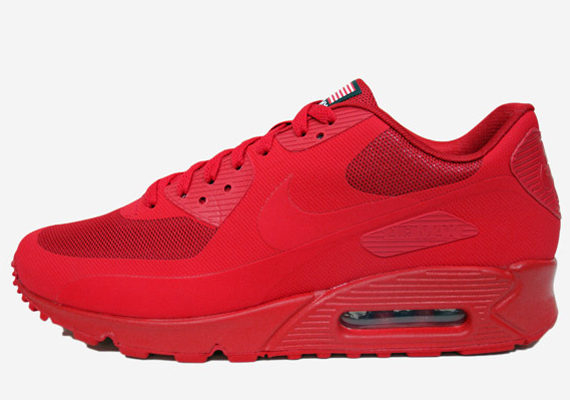 Nike Air Max 90 Hyperfuse QS USA Red