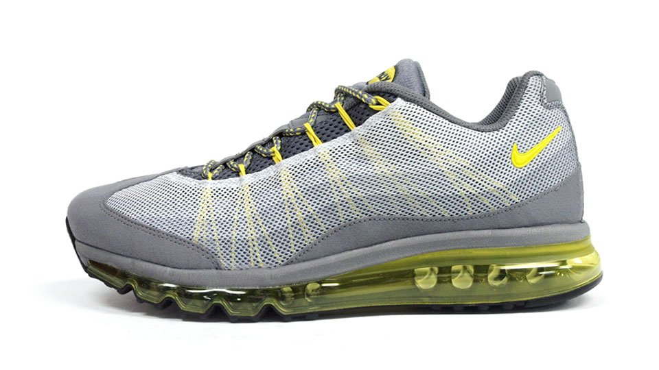 new style 311ef 6d341 Nike Air Max '95 DYN FW 'Cool Grey/Sonic Yellow' | SneakerFiles