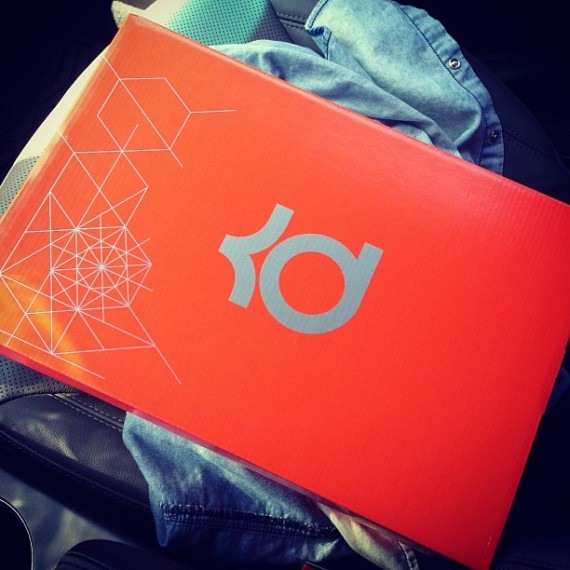 Nike KD VI Packaging
