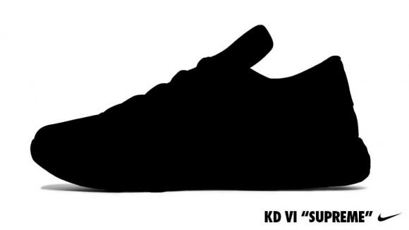 Nike KD VI Supreme Release Date