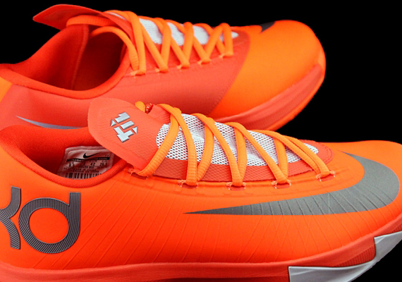 Nike KD VI Total Orange Another Look