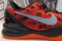 "Nike Kobe 8 ""Challenge Red/Team Orange/Electro Orange/Reflective Silver"" – Release Info"