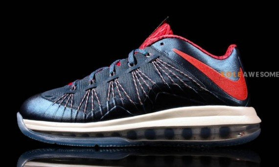 Nike LeBron X Low USA