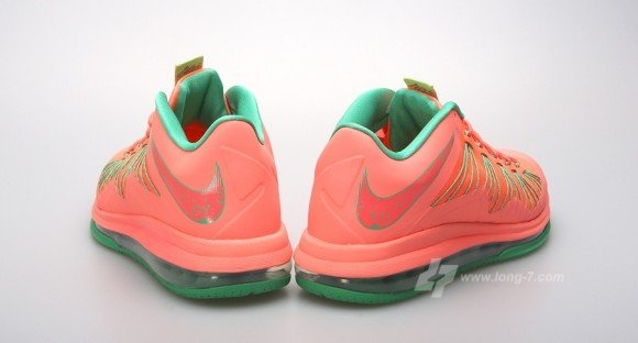 Nike LeBron X Low Watermelon Another Look