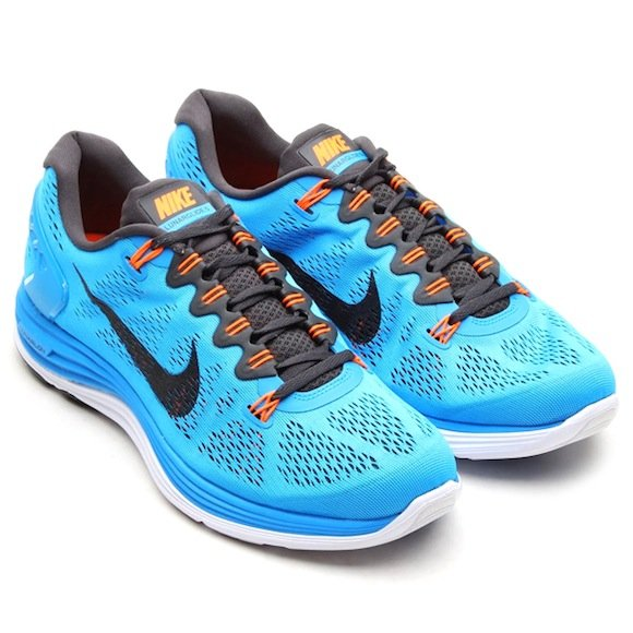 Nike LunarGlide+ 5 \u201cBlue Hero\u201d \u2013 First Look